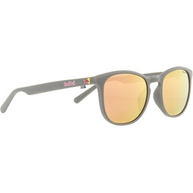 Red Bull SPECT Steady Zonnebril, warm grey/brown-peach